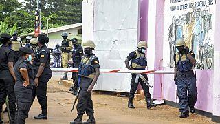 """Ouganda : """"J'espère que les élections se termineront dans la paix"""""""