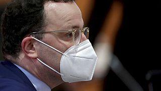 Deutscher Gesundheitsminister Jens Spahn
