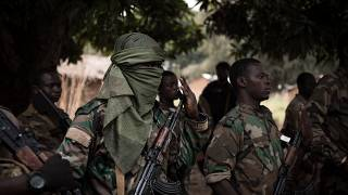 Rebels attack Central African Republic's capital