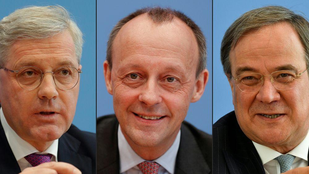 Almanya'da Merkel'in halefi belirleniyor: Adaylar hakkında neler biliniyor?