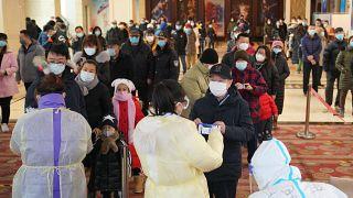 Repunte de contagios en Asia