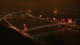 Macaristan'ın başkenti Budapeşte