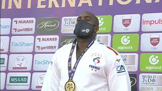 Judo-Masters in Katar: Franzosen dominieren dritten Tag