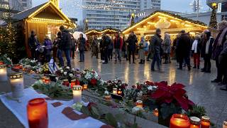 Eleven people were killed when a lorry driver rammed his vehicle through the Christmas market in Berlin on 19 December 2016.