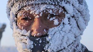 """Seit Wochen unter minus 40 Grad: """"Harter Frost"""" in Jakutien"""