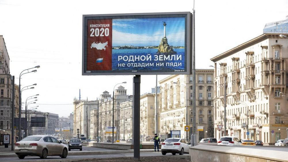 Europe's human rights court finds Ukraine complaint against Russia over Crimea 'partly admissible'