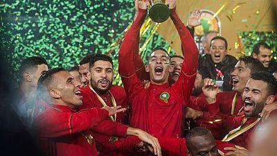 CHAN 2021 : le Maroc remet son titre en jeu