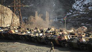 Amnistia Internacional denuncia crimes de guerra em Nagorno-Karabakh
