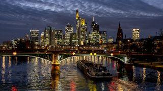 Alman ekonomisi, 2020 yılında yüzde 5 küçüldü.
