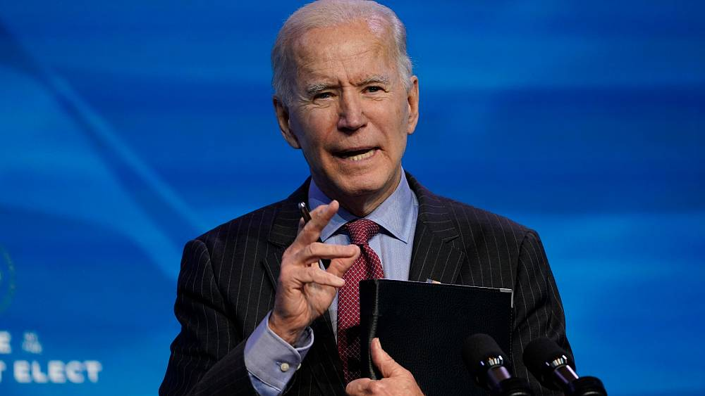 European stocks rise as traders anticipate Biden's COVID recovery plan ahead of inauguration