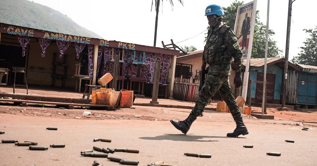 UN says death of Rwanda soldier in CAR likely a 'war crime' | Africanews