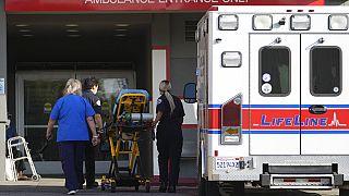 Covid-19 überlastet Krankenhäuser in Kalifornien