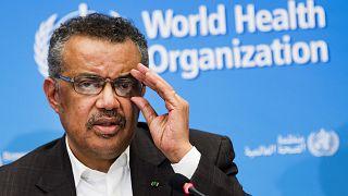 Ο γενικός διευθυντής του Παγκόσμιου Οργανισμού Υγείας