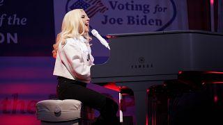 Леди Гага исполнит гимн на церемонии инаугурации Джо Байдена