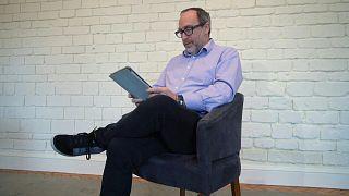 مؤسس ويكيبيديا - جيمي ويلز