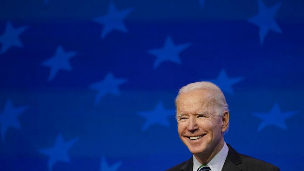 Amtseinführung Joe Biden - cover