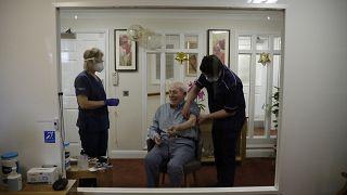 درا لرعاية المسنين حنوب غربي لندن. 2021/01/13