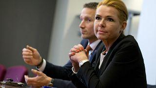 إنغر ستوجبيرج وزيرة الهجرة الدنماركية السابقة