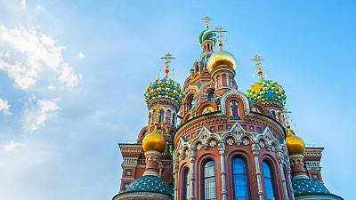 St Petersburg is know for its palatial glory - but what about pizza?