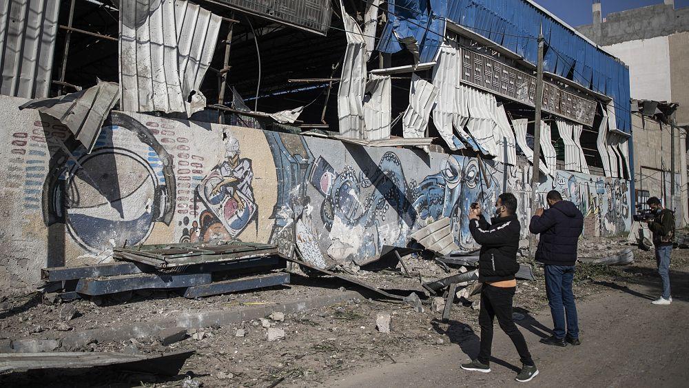 Gázai övezet: elszigetelve a blokádban