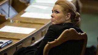 Danimarka'nın eski Göç Bakanı Inger Stoejberg