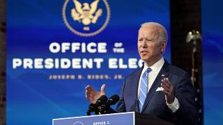 Washington blindata si prepara all'insediamento di Biden