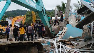 Sisma in Indonesia, vittime e danni sull'isola di Sulawesi