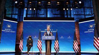 ΗΠΑ: Ο εκλεγμένος πρόεδρος Τζο Μπάιντεν