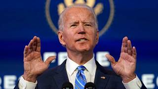 Joe Biden has unveiled a COVID relief package