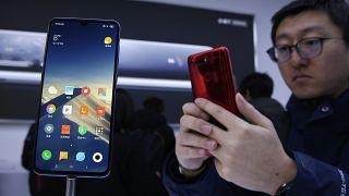 """Xiaomi colocada na """"lista negra"""" dos EUA"""