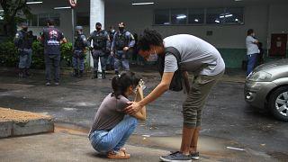 وضعیت نامناسب شیوع ویروس کرونا در برزیل و پیدا شدن گونه جدید از ویروس