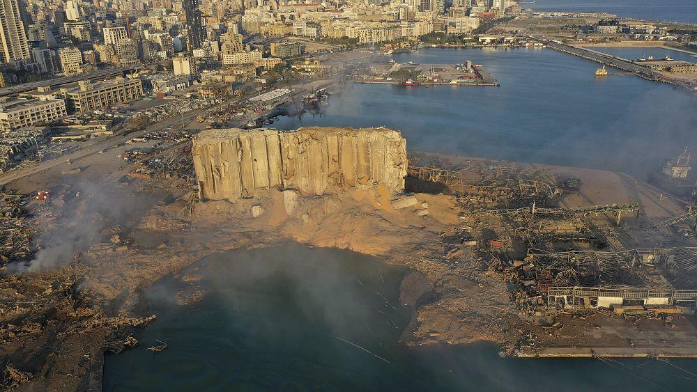 Beyrut patlaması ile Esad'a yakın Suriyeli iş adamları arasında bağ olduğu iddiası