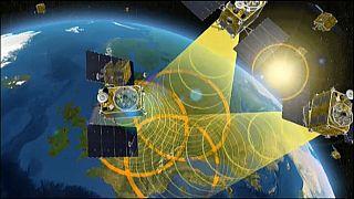 La galassia delle costellazioni satellitari europee.