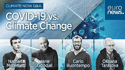 COVID-19 vs. Climate Change - Join our live YouTube debate