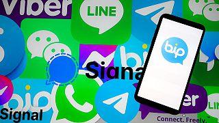 Yerli ve yabancı iletişim ve sosyal medya uygulamaları