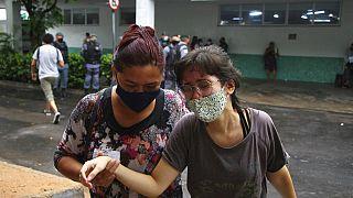La variante brasiliana del coronavirus rischia di fare una strage