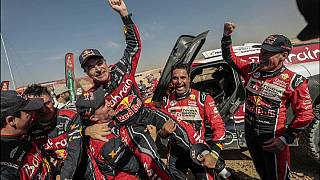 Peterhansel vence rali Dakar pela 14ª vez