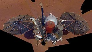 "Nasa-Landesonde ""InSight"", 6.6.2018"