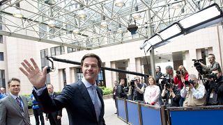 Il primo ministro dei Paesi Bassi Mark Rutte - archivio