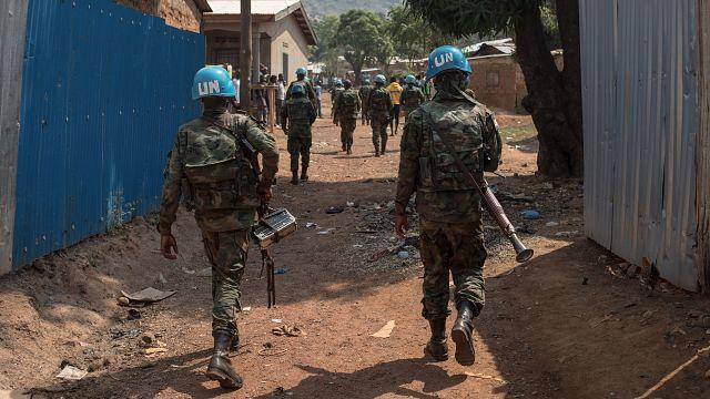 A Bangui, la Minusca tente de rassurer les populations locales