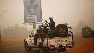نیروهای صلحبان سازمان ملل در آفریقای جنوبی