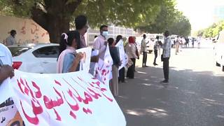 Sudanese denounce operations of paramilitary unit after the killing of a man