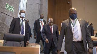 La difficile fin de règne de Jacob Zuma