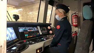 Ρωσία: Γυναίκες οδηγοί στο μετρό - Πλέον δεν θεωρείται επικίνδυνο επάγγελμα
