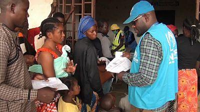 Le nombre de réfugiés centrafricains augmente