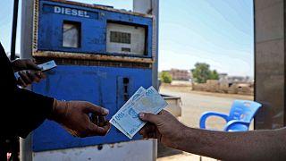 Suriye'nin kuzeyinde ödemeler TL ile (ARŞİV)