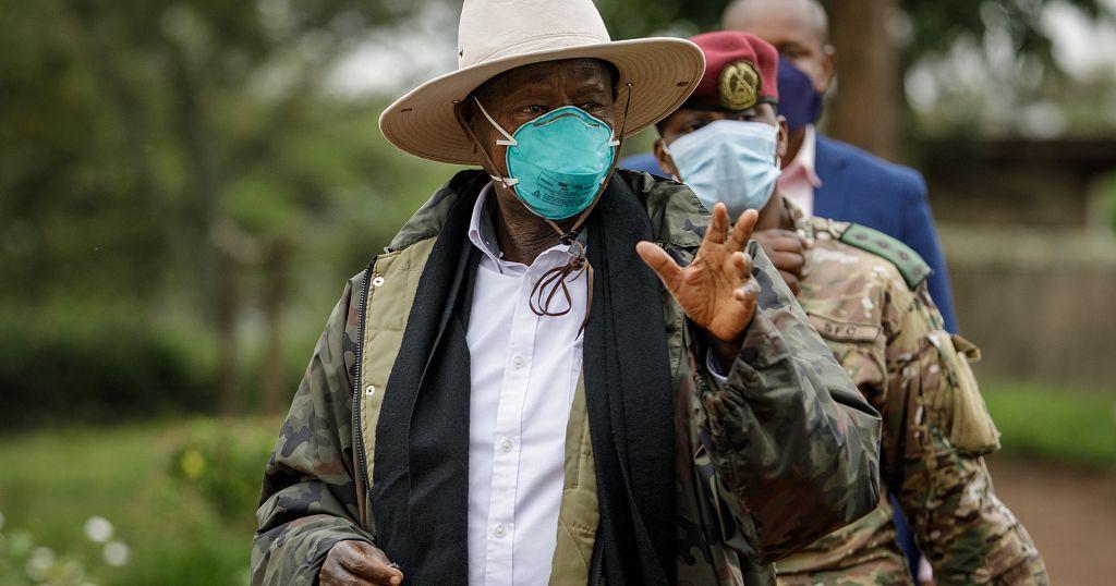 Uganda's President Yoweri Museveni re-elected for sixth term | Africanews