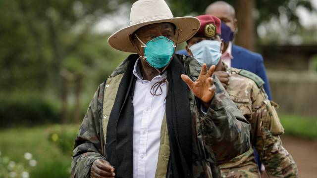 Ouganda : Museveni réélu pour un sixième mandat avec 58,6% des voix