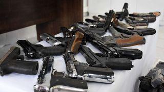 silah kaçakçılarına darbe