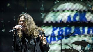Ο Όζι Όζμπουρν των Black Sabbath